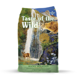 Taste of the Wild Taste of the Wild Rocky Mountain Grain-Free Dry Cat Food