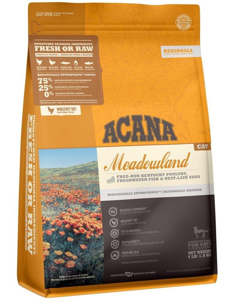 Acana Acana Regionals Meadowland Formula Cat and Kitten Dry Cat Food 12oz Trial