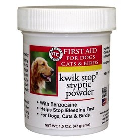 Miracle Care Miracle Care Kwik-Stop Styptic Powder 1.5oz