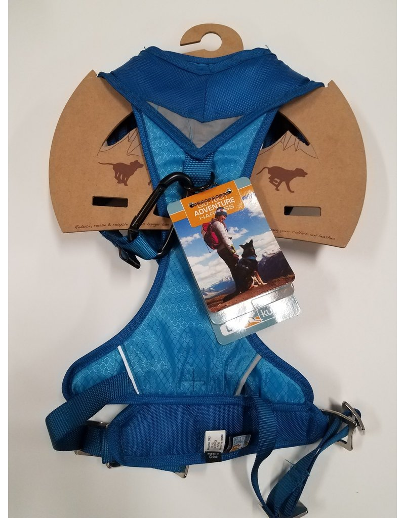 Kurgo Kurgo GoTech Adventure Harness Large Blue