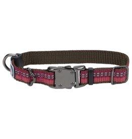 "K9 Explorer K9 Explorer Large Berry Dog Collar Width 1"" Neck 18-26"""