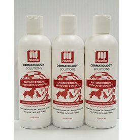 Nootie Nootie Dermatology Solutions Antimicrobial Medicated Shampoo 3pk