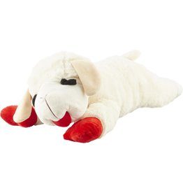 "Multi Pet Multipet Large Lamb Chop Dog Toy 24"""