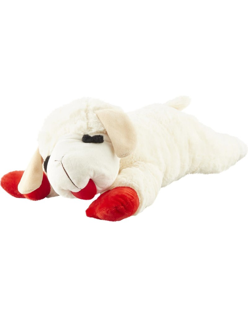 Multi Pet Multipet Large Lamb Chop Dog Toy 24""