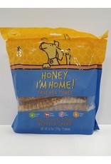 Honey I'm Home Honey I'm Home Buffalo Trachea Tube Dog Chew 9.7oz 5piece