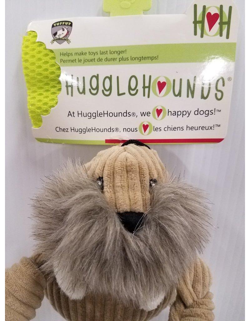 HuggleHounds HuggleHounds Knotties Walrus Small Dog Toy