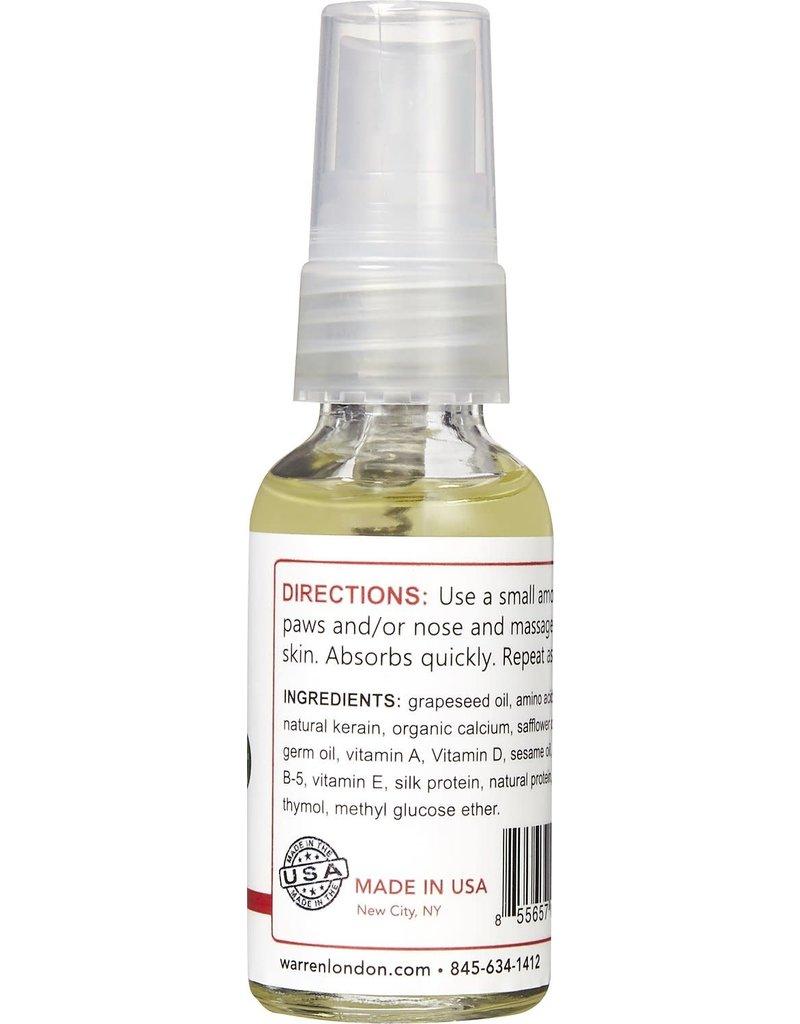 Warren London Warren London Grapeseed Oil Paw & Nose Revitalizer 1oz