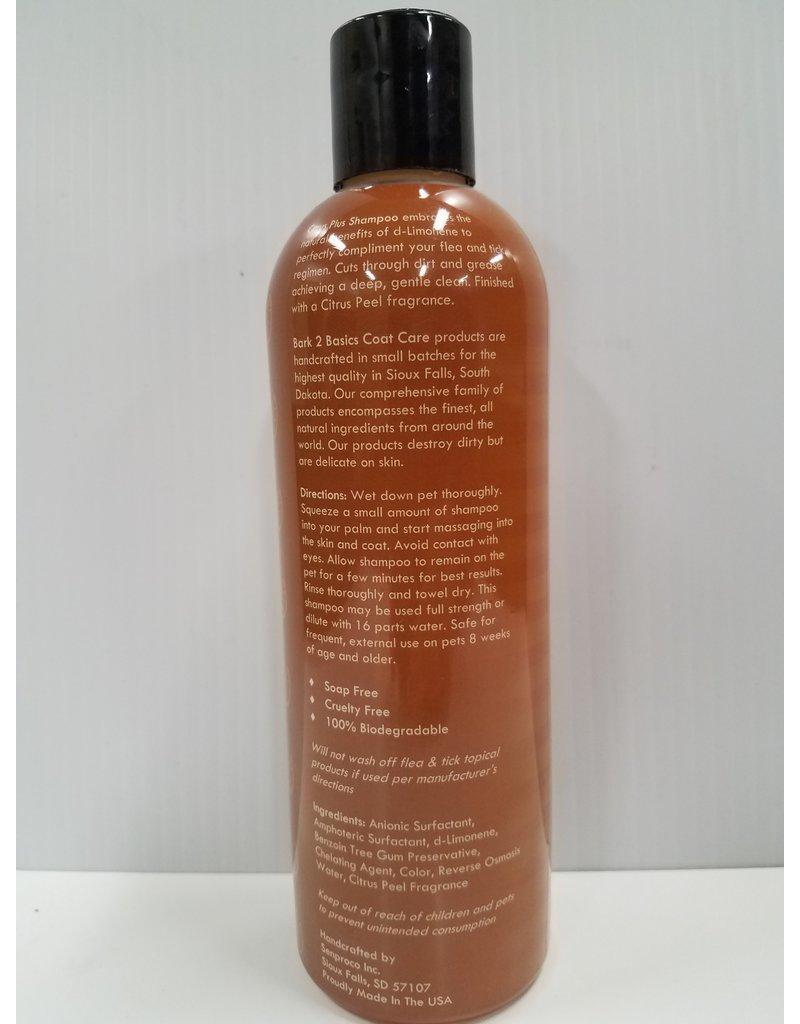 Bark 2 Basics Citrus Plus Shampoo 16oz