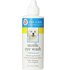 Miracle Care Miracle Care Sterile Eye Wash for Dogs & Cats 4oz