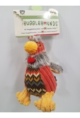 HuggleHounds HuggleHounds Rooster Small Dog Toy