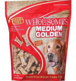 Sportmix Sportmix Wholesomes Medium Golden Dog Treats 4lb