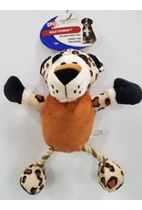 "Petsport Spot Wild Things 11"" Plush Dog Toy"