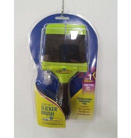 Furminator Soft Slicker Brush for Large Dogs
