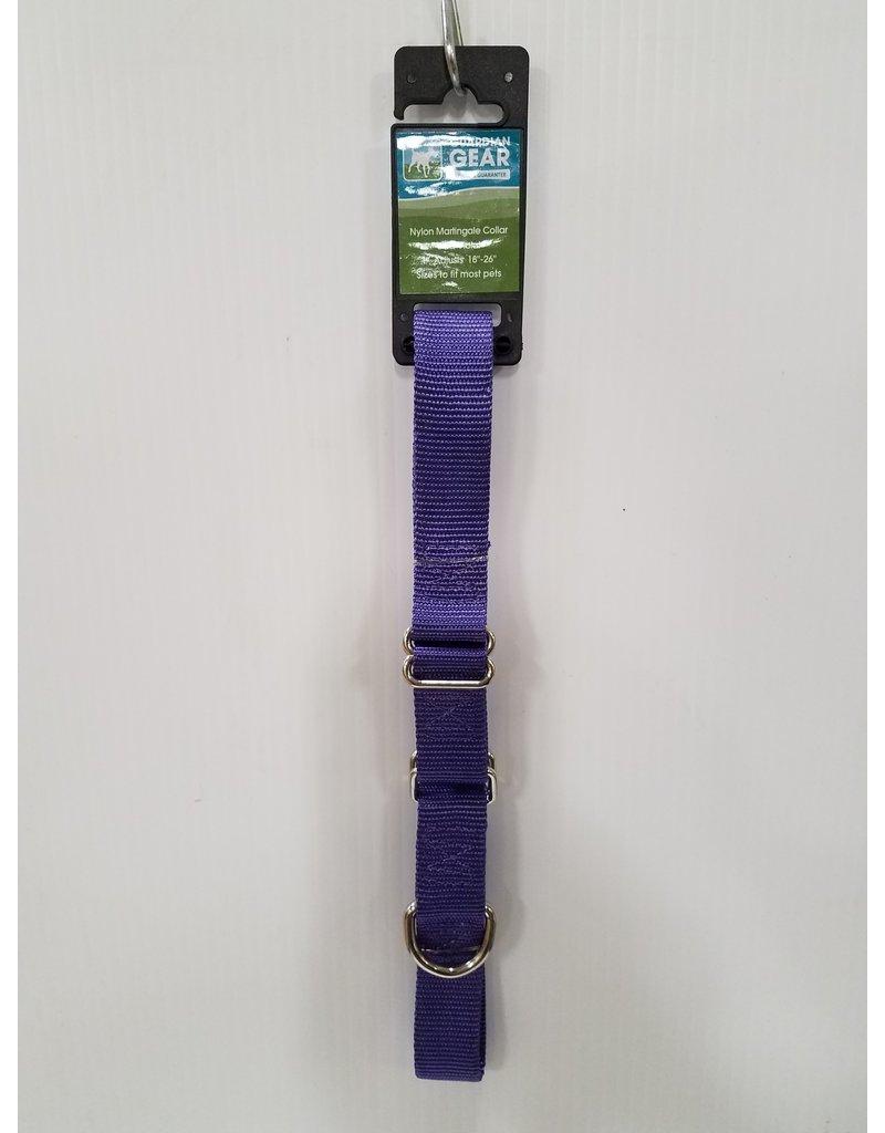 "Guardian Guardian Gear 1"" Martingale Ultra Violet Collar 18""-26"""