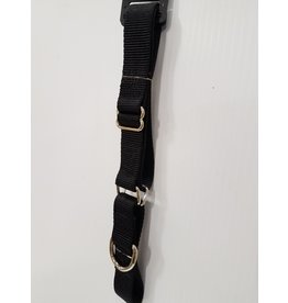 "Guardian Guardian Gear 1"" Martingale Black Collar 18""-26"""