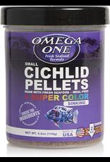 Omega One Small Super Color Cichlid Pellets Sinking