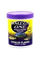 Omega One Omega One Cichlid Flakes 1oz
