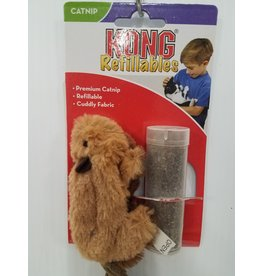 Kong Kong Refillable Beaver Catnip Cat Toy