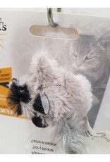 Our Pets Our Pets Backyard Friend Raccoon Cat Toy