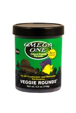 Omega One Omega One Veggie Rounds 4.2oz