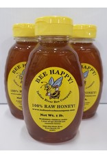 Indian River Bee Company Indian River Bee Company 100% Raw Honey 16oz Bottle