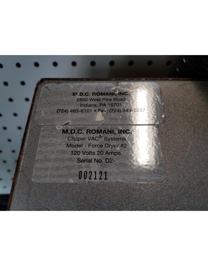 M.D.C. Romani Grandaddy Force Dryer by MDC Romani