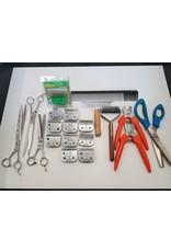 Pet Grooming Kit Various Tools