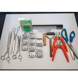 Professional Pet Grooming Bundle Various Tools