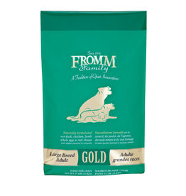 Fromm Family Foods Adult Gold Large Breed - More Sizes Available