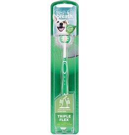 TropiClean Tropiclean Fresh Breath Flex Small Toothbrush for Dogs