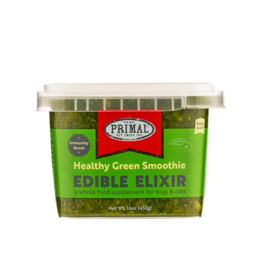 Primal Pet Foods Primal Edible Elixir Healthy Green Smoothie 16oz