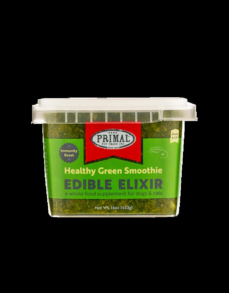 Primal Pet Foods Primal Edible Elixir Healthy Green Smoothie 16oz
