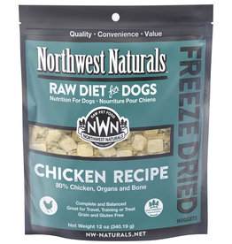 Northwest Naturals Northwest Naturals Freeze Dried Nuggets Chicken Recipe Dog Food 12oz