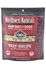 Northwest Naturals Northwest Naturals Freeze Dried Nuggets Beef Recipe Dog Food 12oz