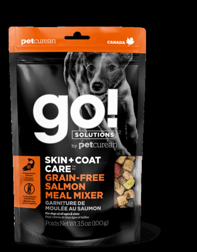 Petcurean Petcurean Go! Skin + Coat Care Salmon Meal Mixer 3.5oz