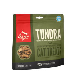 Orijen Orijen Freeze Dried Cat Treats Tundra 1.25oz