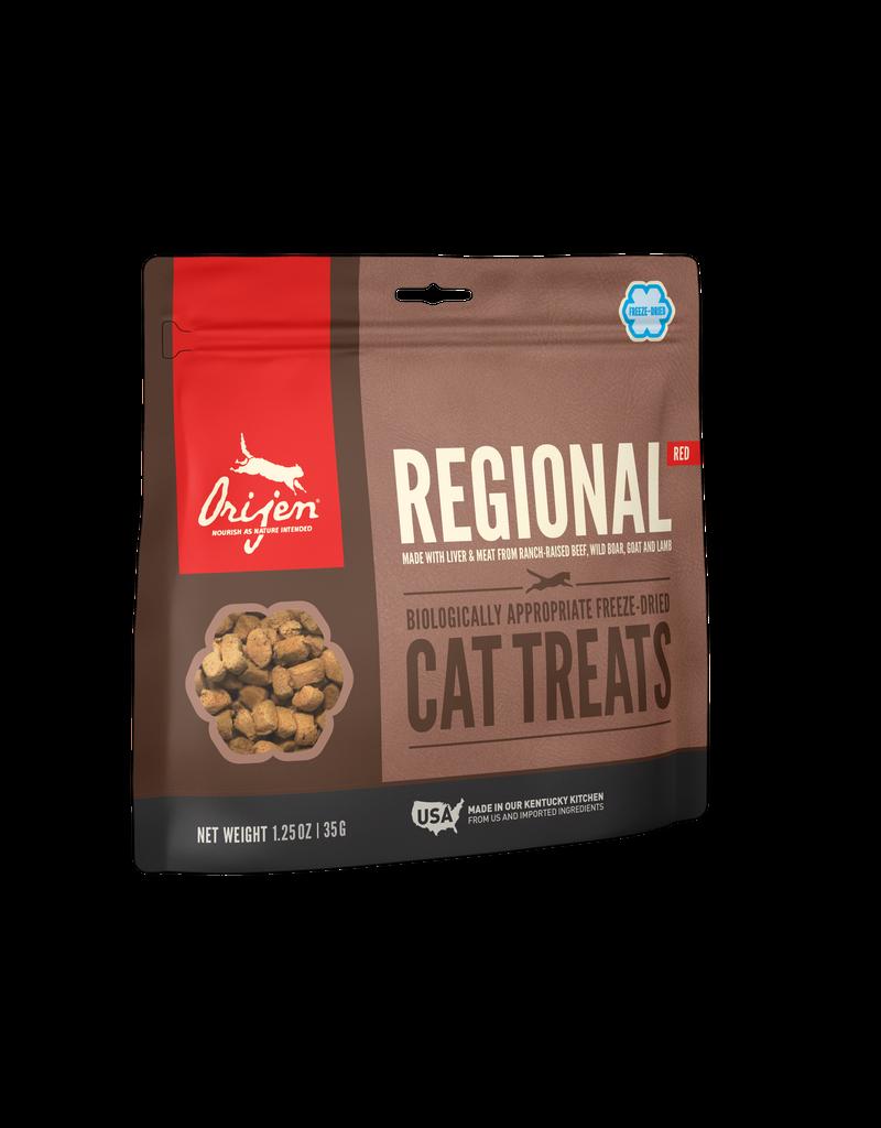 Orijen Orijen Regional Red Freeze-Dried Cat Treats 1.25oz