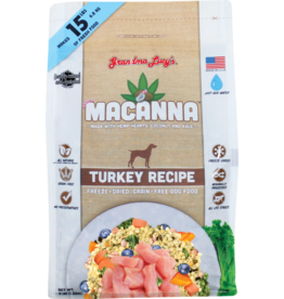 Grandma Lucy's Grandma Lucy's Macanna Turkey Recipe Freeze Dried Dog Food 3lb