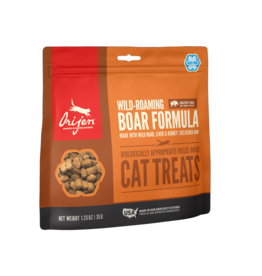 Orijen Orijen Freeze Dried Cat Treats Wild Roaming Boar 1.25oz