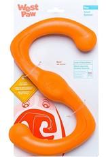 West Paw West Paw Zogoflex Bumi Dog Toy Small, Tangerine Orange