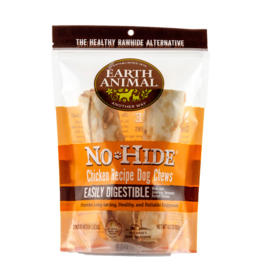Earth Animal Earth Animal No Hide Chicken Dog Chews 2 pack 7 inch
