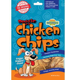 Doggie Chicken Chips Chip's Naturals Doggie Chicken Chips Dog Treats - 3 Sizes Available