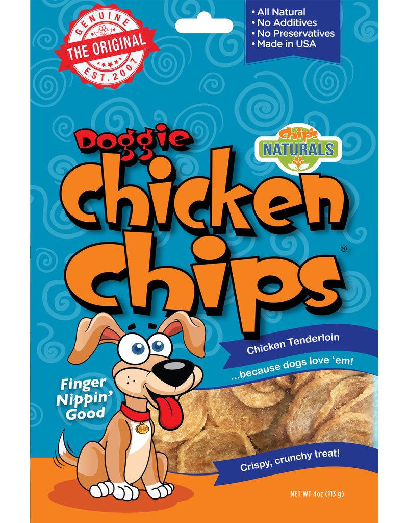 Doggie Chicken Chips Chip's Naturals Doggie Chicken Chips Dog Treat