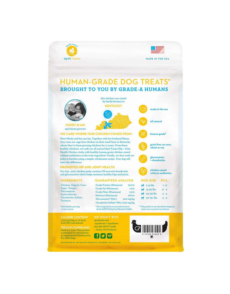 Spot Farms Spot Farms Chicken Jerky Hip and Joint Dog Treats 12oz