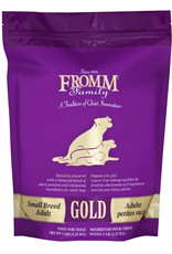 Fromm Family Foods Fromm Gold Adult Small Breed Dry Dog Food