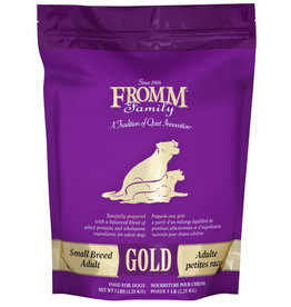 Fromm Family Foods Fromm Gold Adult Small Breed Dry Dog Food - More Sizes Available