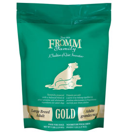 Fromm Family Foods Fromm Gold Adult Large Breed Dry Dog Food - More Sizes Available