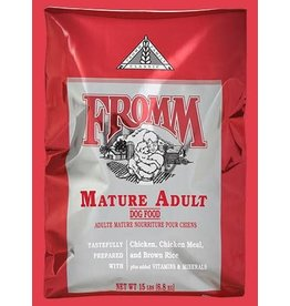 Fromm Family Foods Fromm Classic Mature Adult Dry Dog Food 15lb