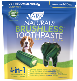 Ark Naturals Ark Naturals Breath-Less Brushless Toothpaste Small 8-20lbsDog Chews 12oz