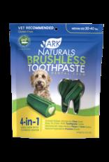 Ark Naturals Ark Naturals Breath-Less Brushless Toothpaste Medium 20-40lbs Dog Chews 18oz